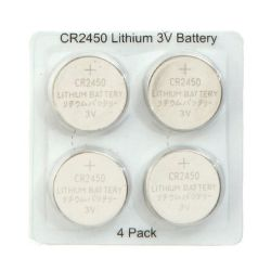 Lithium Batteries for Tea Lights