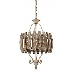 LF Carolina 3-Light Chandelier