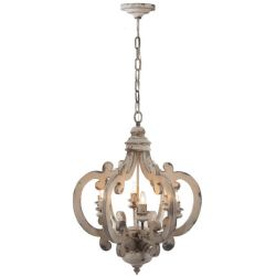 LF Grace 6-Light Chandelier