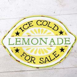 Lemonade Wall Sign