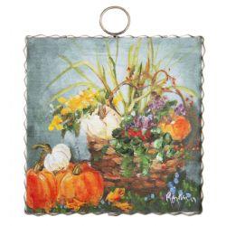 Mini Fall Basket Print