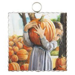 Mini Pumpkin Patch Print