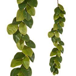 Magnolia Leaf Garland 4ft