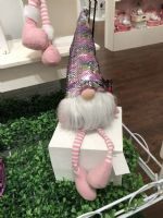 Gnome With Sequin Hat & Legs