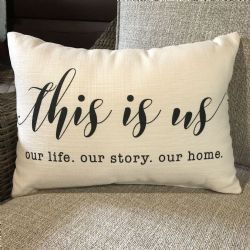 Pillow-This Is Us