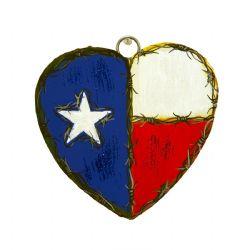 Mini Gallery Heart Of Texas Charm