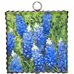 Mini Wild Bluebonnet Print