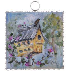 Mini Bird Condo Print