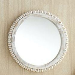 Beaded Mirror (Small)