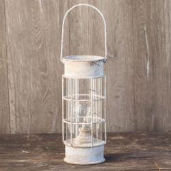 White LED Lantern