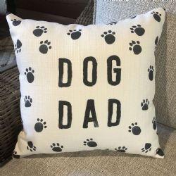 Pillow-Dog Dad
