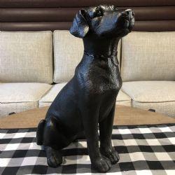 Pet Dog Sculpture