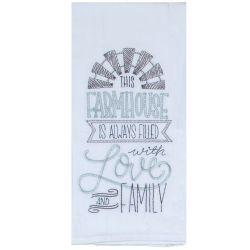 farmhouse tea towel
