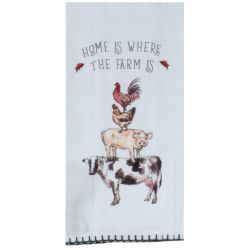 farm tea towel