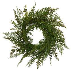 Fern Wreath 26