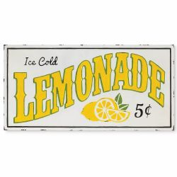 lemonade sign 36 inch