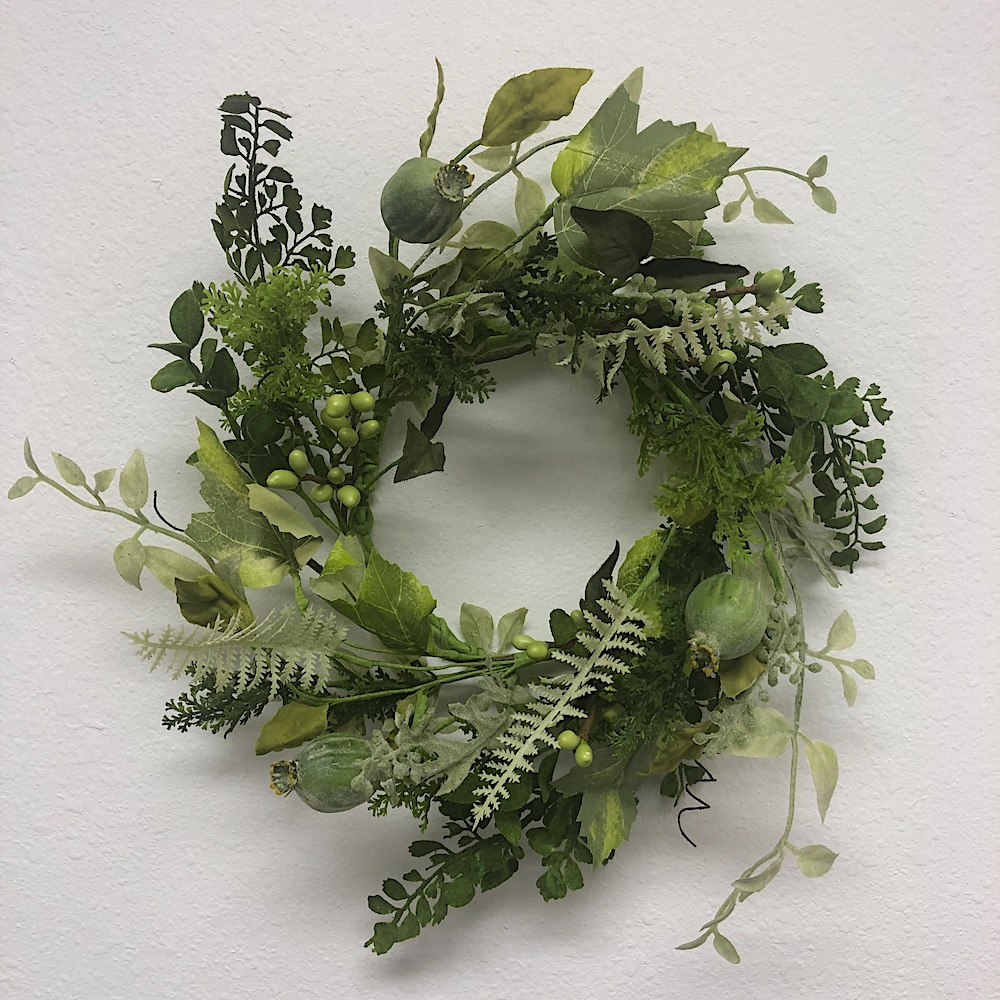 Candle Ring Foliage 6