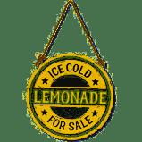 Lemonade Embossed Wall Decor 12